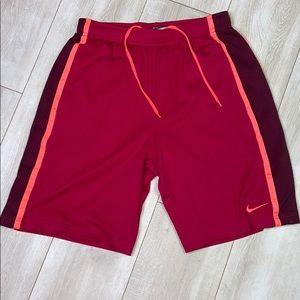 Nike I Pink Basketball Shorts Size Medium